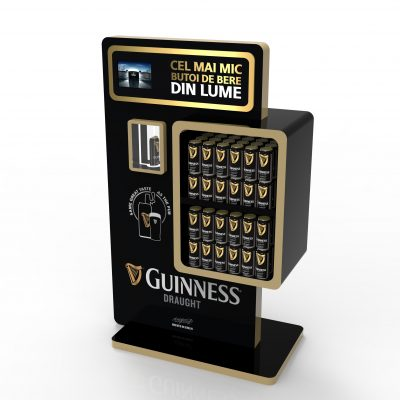 Stand Guinness KA