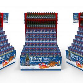 Capat de raft KA Tuborg Christmas Brew